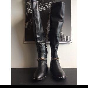 🙌🏾Brand New Zara Knee High Boots